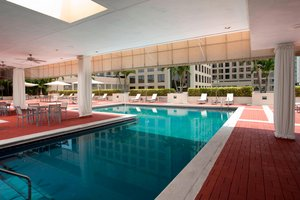 Recreation - Marriott Dadeland Hotel Miami