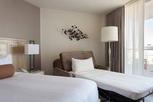 Room - Marriott South Beach Hotel Miami Beach