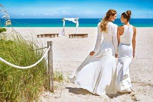Beach - Marriott South Beach Hotel Miami Beach