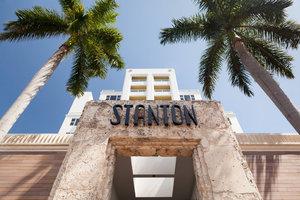 Exterior view - Marriott South Beach Hotel Miami Beach