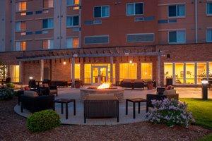 Exterior view - Courtyard by Marriott Hotel Airport Milwaukee