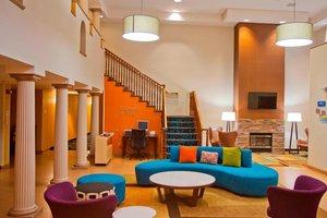 Lobby - Fairfield Inn & Suites by Marriott Salida