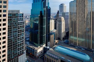 Exterior view - Marriott City Center Hotel Minneapolis