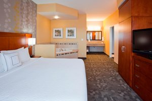Suite - Courtyard by Marriott Hotel Maple Grove
