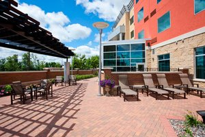 Exterior view - Courtyard by Marriott Hotel Maple Grove