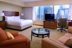 Suite - Marriott City Center Hotel Minneapolis