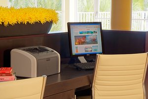 Conference Area - Courtyard by Marriott Hotel Key Largo