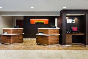 Lobby - Courtyard by Marriott Broadway Hotel Myrtle Beach