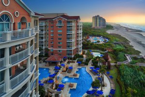 Marriott Oceanwatch Villas Grande Dunes Myrtle Beach Sc