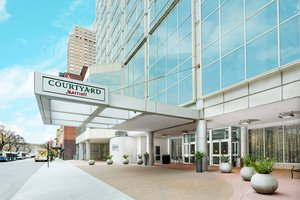 Exterior view - Courtyard by Marriott Hotel Upper East Side NYC