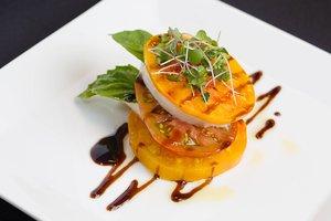 Restaurant - Marriott Hotel Pleasanton
