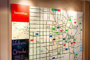 Map - TownePlace Suites by Marriott West Omaha