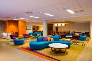 Lobby - Fairfield Inn & Suites by Marriott Paramus