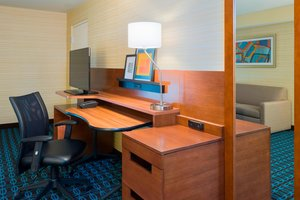 Suite - Fairfield Inn & Suites by Marriott Paramus