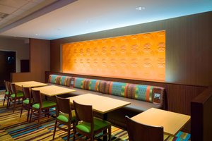 Restaurant - Fairfield Inn & Suites by Marriott Paramus