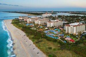 Exterior view - Marriott Vacation Club Ocean Pointe Palm Beach Shores