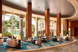 Lobby - Marriott Resort & Spa Singer Island