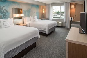 Room - Courtyard by Marriott Hotel North Harbour Portland