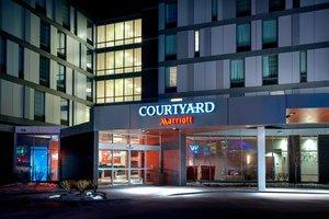 Exterior view - Courtyard by Marriott Hotel Navy Yard Philadelphia