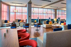 Lobby - Courtyard by Marriott Hotel Navy Yard Philadelphia