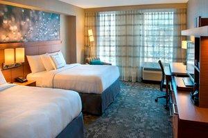 Room - Courtyard by Marriott Hotel Navy Yard Philadelphia