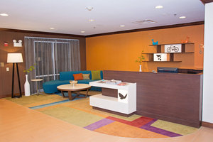 Lobby - Fairfield Inn by Marriott Butler