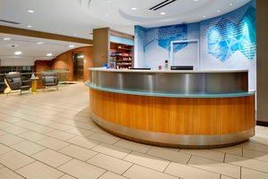 Lobby - SpringHill Suites by Marriott Bakery Square Pittsburgh