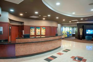 Lobby - Courtyard by Marriott Downtown Hotel Pensacola