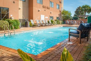 Recreation - Courtyard by Marriott Downtown Hotel Pensacola