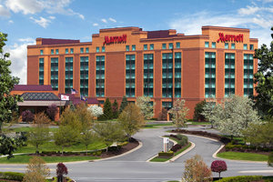 Exterior view - Marriott Hotel Cranberry Township