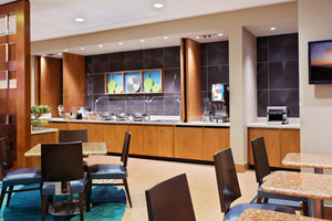 Restaurant - SpringHill Suites by Marriott Pensacola
