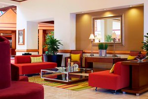 Lobby - Marriott Hotel Cranberry Township