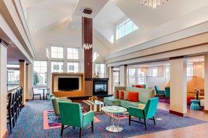 Lobby - Residence Inn by Marriott Auburn
