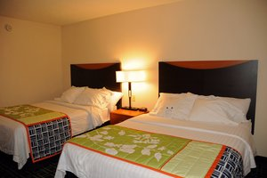 Room - Fairfield Inn by Marriott Spearfish