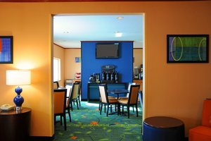 Restaurant - Fairfield Inn by Marriott Spearfish