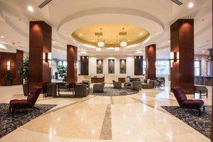 Lobby - Marriott Hotel City Center Raleigh