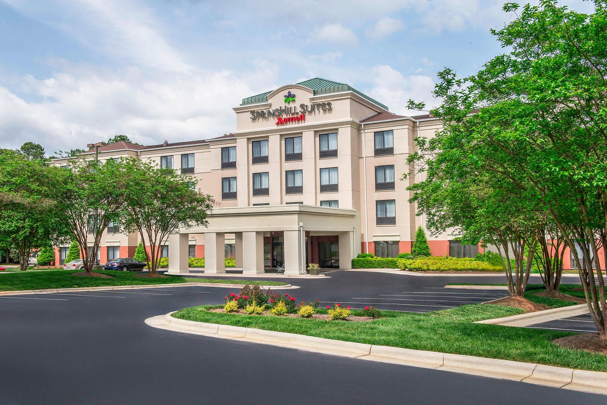 SpringHill Suites by Marriott Raleigh-Durham Airport Research Triangle Park