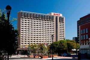 Exterior view - Marriott Hotel Richmond