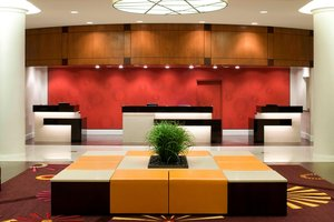 Lobby - Marriott Hotel Richmond