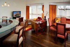 Suite - Marriott Hotel Richmond