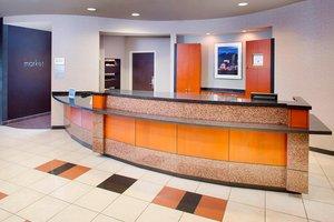 Lobby - Courtyard by Marriott Hotel Airport Roanoke