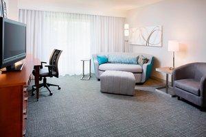 Suite - Courtyard by Marriott Hotel Airport Roanoke