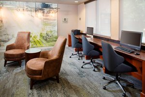 Conference Area - Courtyard by Marriott Hotel Airport Roanoke