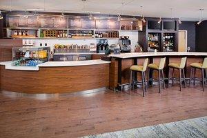 Restaurant - Courtyard by Marriott Hotel Airport Roanoke