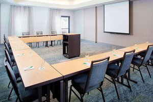 Meeting Facilities - Courtyard by Marriott Hotel Airport Roanoke