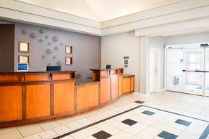 Lobby - Residence Inn by Marriott Roanoke
