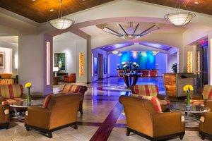 Lobby - Marriott Hotel Gaslamp Quarter San Diego