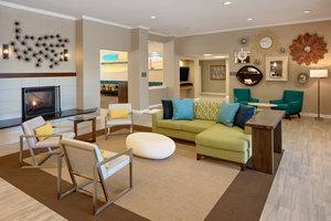 Lobby - Residence Inn by Marriott Mission Valley San Diego