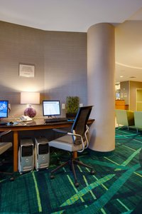 Conference Area - SpringHill Suites by Marriott I-95 Savannah