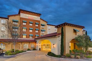 Exterior view - Courtyard by Marriott Hotel Paso Robles
